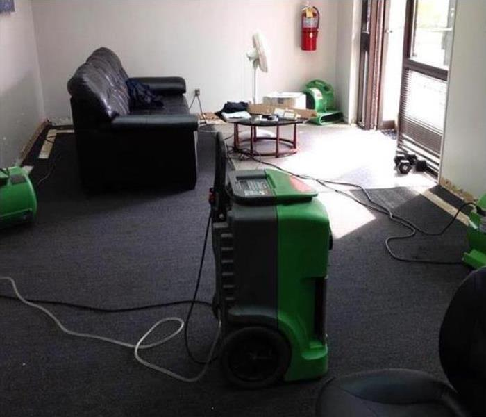 Commercial Water Damage Restoration In Uptown Phoenix After