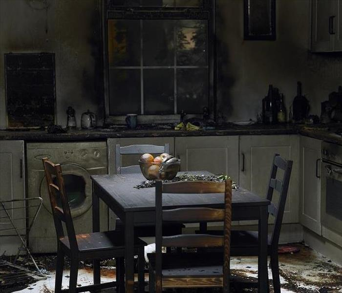 Fire Damage SERVPRO Makes a Difference in Restoring Fire Damage in Your Phoenix Area Home