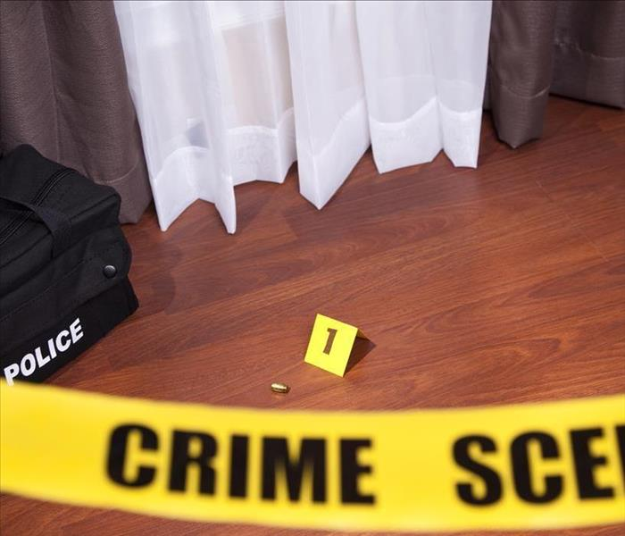 Biohazard The Service You Hope To Never Need -- Crime Scene Cleanup In Phoenix